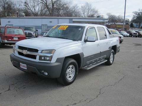 Chevrolet Avalanche For Sale In Iowa
