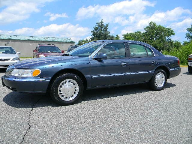 Used 1998 Lincoln Continental for sale - Carsforsale.com