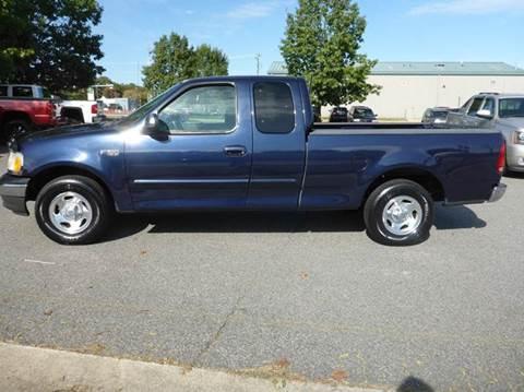 2002 Ford F-150 for sale in Fredericksburg, VA