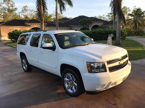 2014 Chevrolet Suburban for sale in Naples, FL