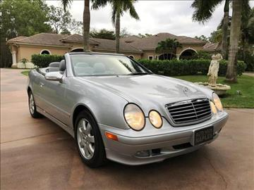 2003 Mercedes-Benz CLK for sale in Naples, FL
