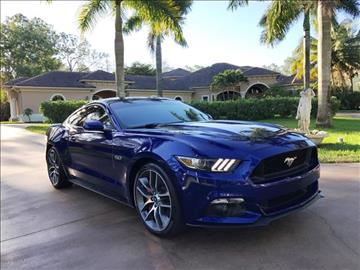 2015 Ford Mustang for sale in Naples, FL