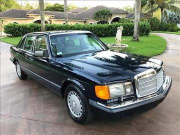 1991 Mercedes-Benz 300-Class for sale in Naples, FL