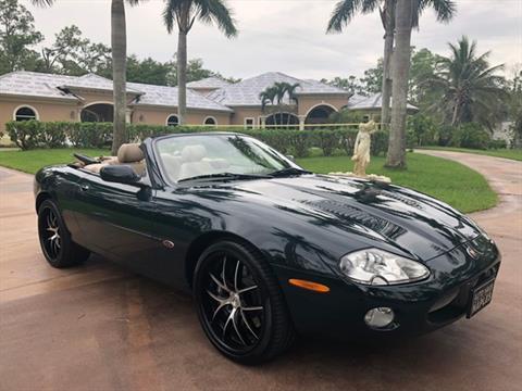 2002 Jaguar XKR For Sale In Naples, FL