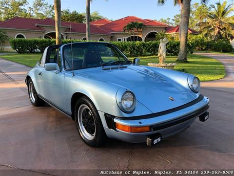 1980 Porsche 911 for sale in Naples, FL