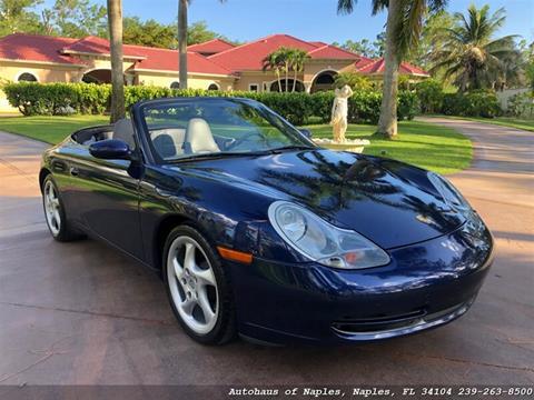2001 Porsche 911 for sale in Naples, FL