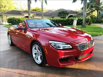 2017 BMW 6 Series for sale in Naples, FL