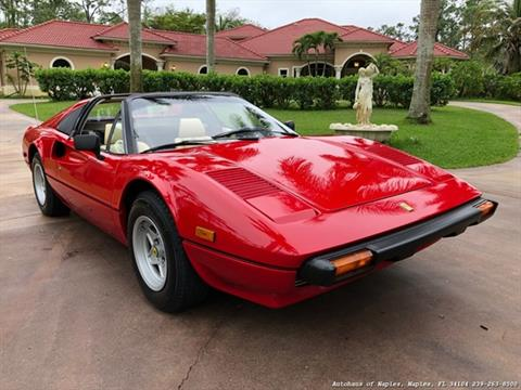 1979 Ferrari 308 Gts For Sale In Naples Fl