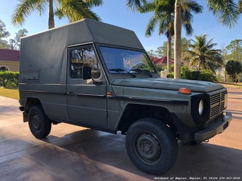 G wagon for sale