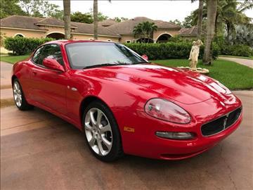 2003 Maserati Coupe for sale in Naples, FL