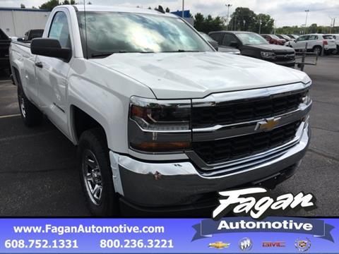 2018 Chevrolet Silverado 1500 for sale in Janesville, WI