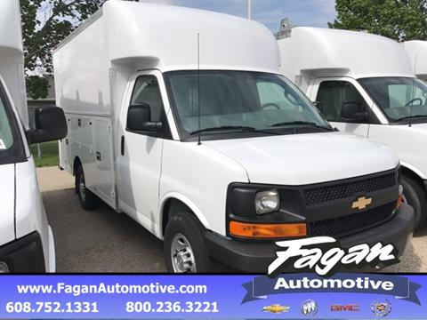 2017 Chevrolet Express Cutaway for sale in Janesville, WI