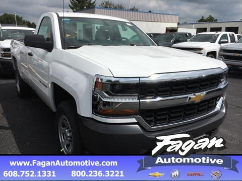2018 Chevrolet Silverado 1500 for sale in Janesville, WI