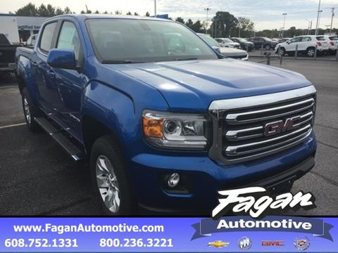 2018 GMC Canyon for sale in Janesville, WI