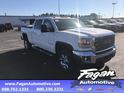 2018 GMC Sierra 2500HD for sale in Janesville, WI
