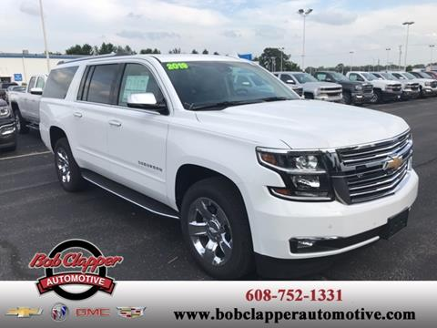 2019 Chevrolet Suburban For Sale In Janesville Wi