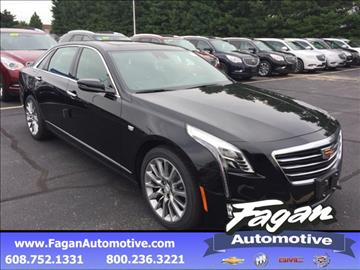 2016 Cadillac Ct6 For Sale Carsforsale Com