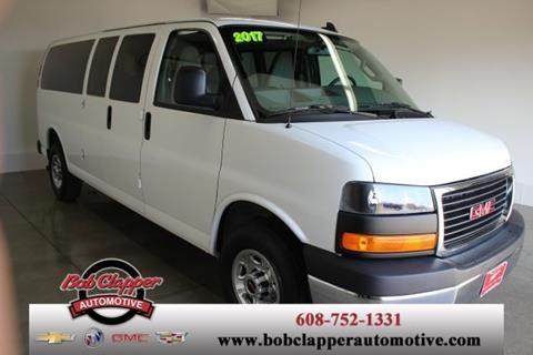 2017 GMC Savana Passenger for sale in Janesville, WI