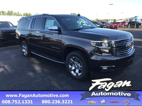 2018 Chevrolet Suburban For Sale In Janesville Wi