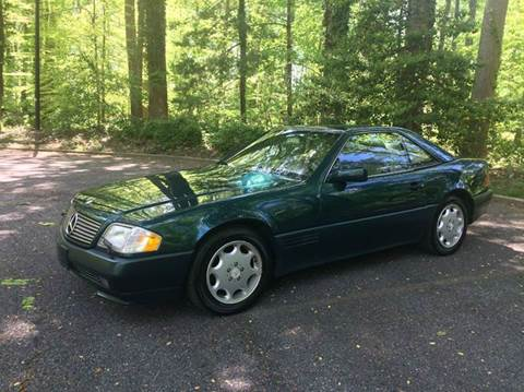 1995 Mercedes-Benz SL-Class for sale in Bowie, MD