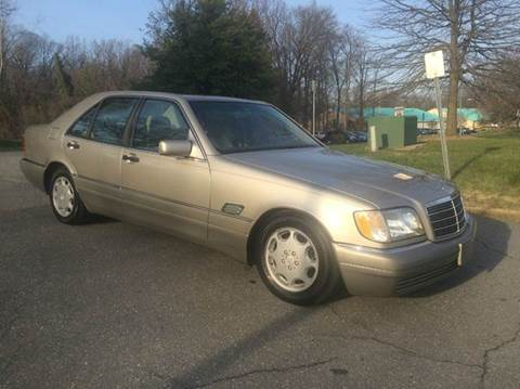 1996 Mercedes-Benz S-Class for sale in Bowie, MD