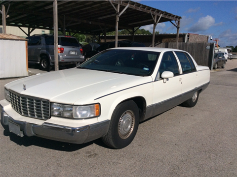 1994 Cadillac Fleetwood For Sale in Colorado - Carsforsale.com