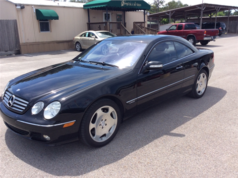 2005 Mercedes-Benz CL-Class for sale in Spring, TX