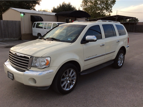 2007 chrysler aspen for sale in spring tx. Cars Review. Best American Auto & Cars Review