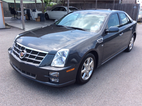 2011 Cadillac STS for sale in Spring, TX