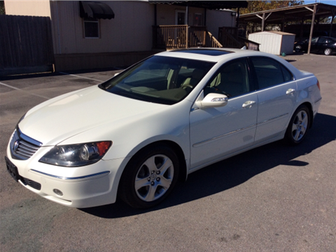 2005 Acura RL for sale in Spring, TX