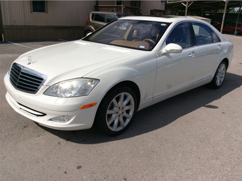 Mercedes benz s class for sale spring tx for Mercedes benz spring tx