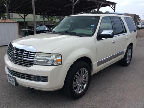 2008 Lincoln Navigator for sale in Spring, TX