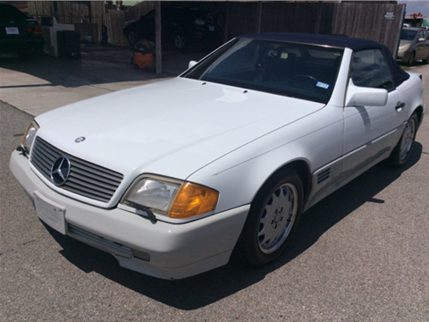1992 Mercedes-Benz 500-Class for sale in Spring, TX