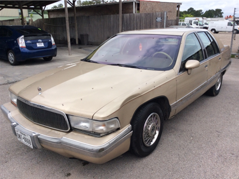 1992 Buick Roadmaster for sale in Spring, TX