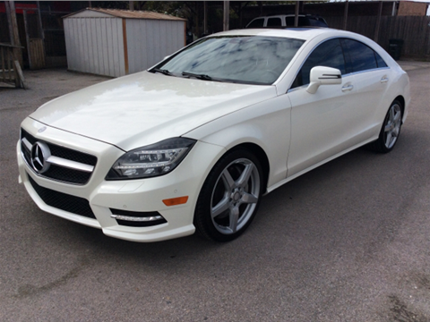 Used mercedes benz cls for sale in spring tx for Mercedes benz spring tx