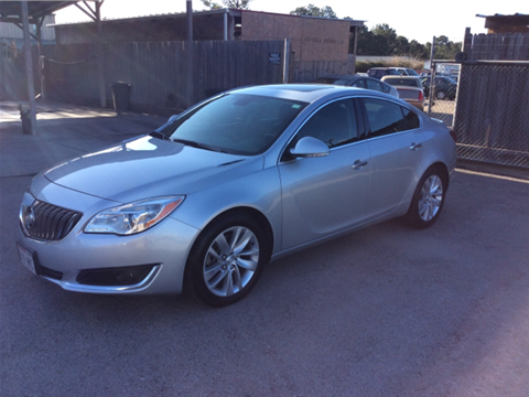 2014 Buick Regal for sale in Spring, TX