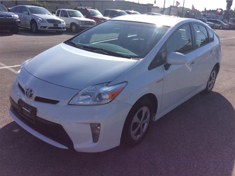 2013 Toyota Prius for sale in Spring, TX