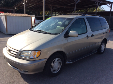 2001 Toyota Sienna for sale in Spring, TX