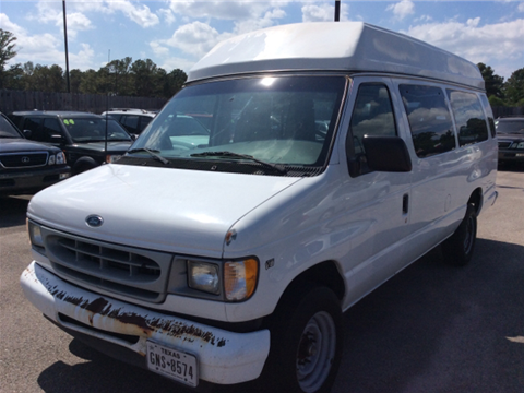 2002 Ford E-Series Cargo for sale in Spring, TX