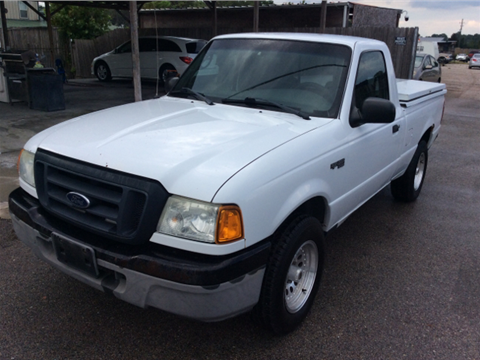 2004 Ford Ranger for sale in Spring, TX