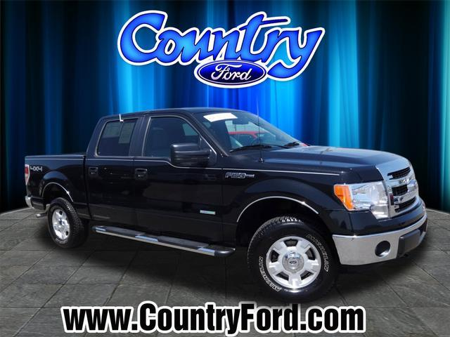 Used 2014 Ford F-150 in Southaven MS at Country Ford Inc ...