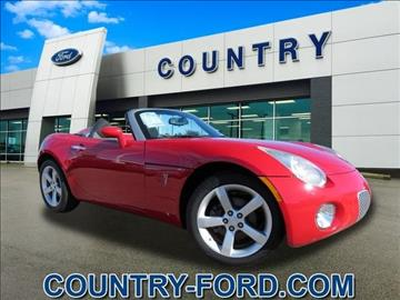 2008 Pontiac Solstice for sale in Southaven, MS