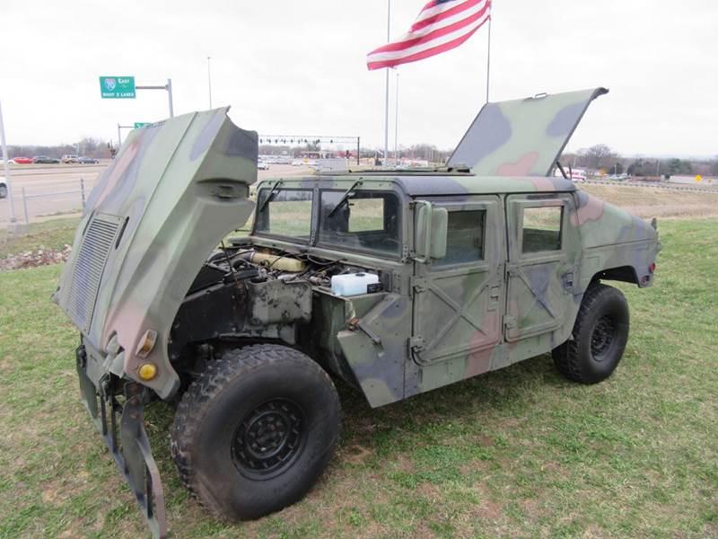 1993 HUMMER H1 Military - St. Charles MO