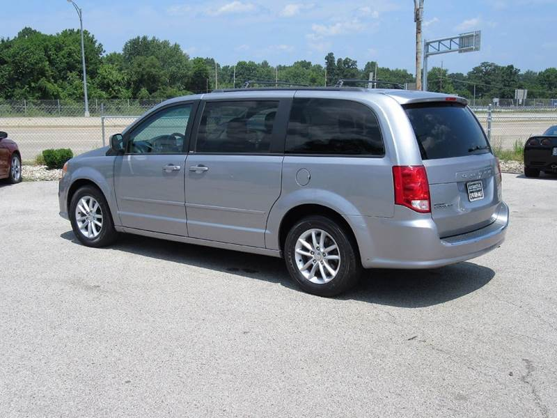2014 Dodge Grand Caravan SXT 30th Anniversary 4dr Mini-Van - St. Charles MO