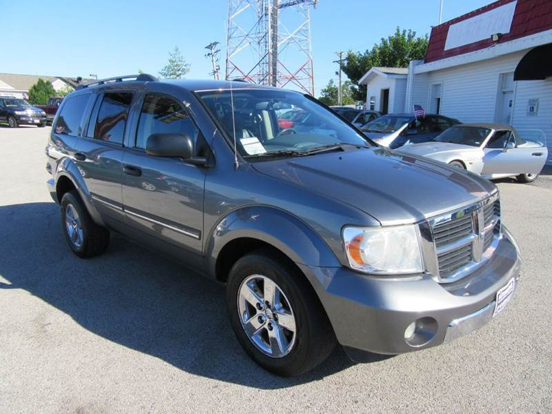 2007 Dodge Durango Limited 4dr SUV 4WD - St. Charles MO