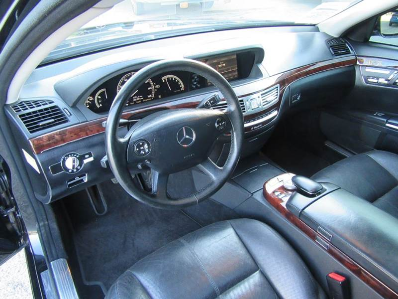 2007 Mercedes-Benz S-Class AWD S 550 4MATIC 4dr Sedan - St. Charles MO