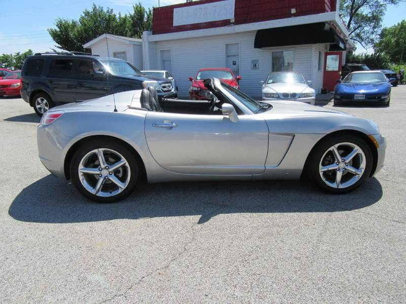 2007 Saturn SKY 2dr Convertible - St. Charles MO
