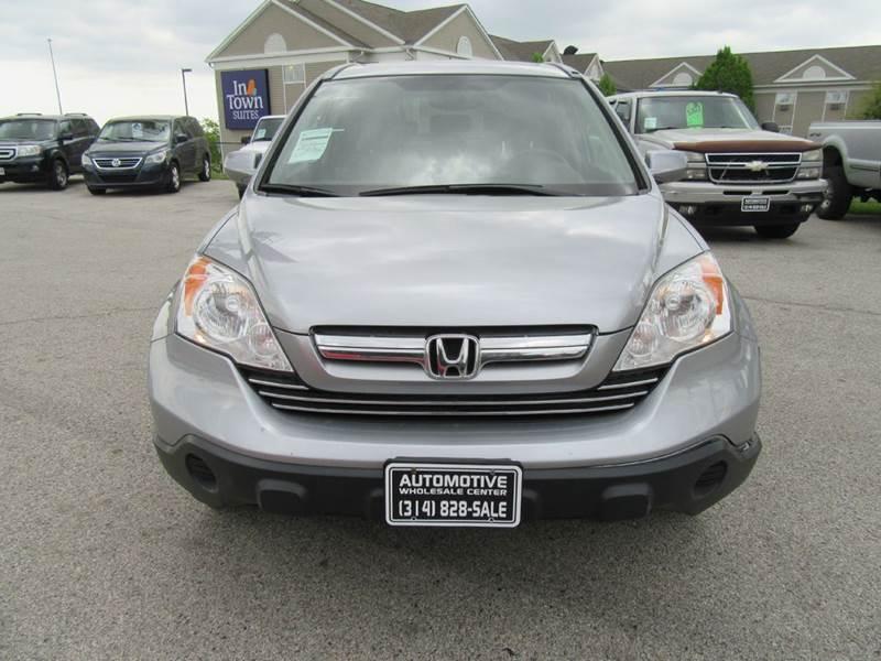 2008 Honda CR-V AWD EX-L 4dr SUV w/Navi - St. Charles MO