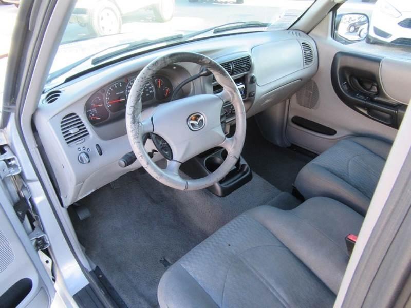 2002 Mazda Truck 2dr Cab Plus B3000 Dual Sport 2WD SB - St. Charles MO