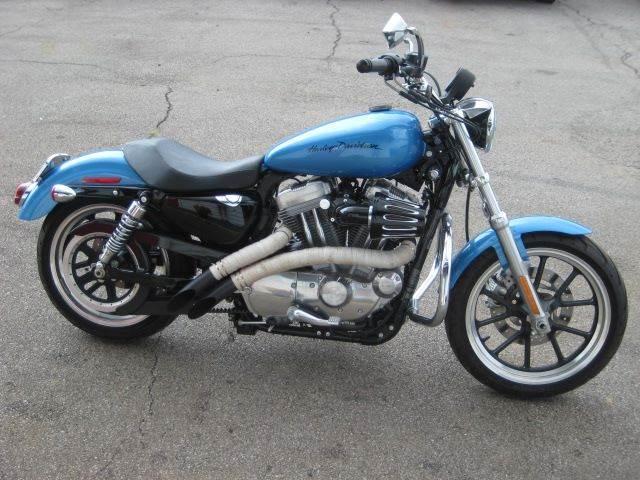 2011 Harley-Davidson 883 Sportster Super Low